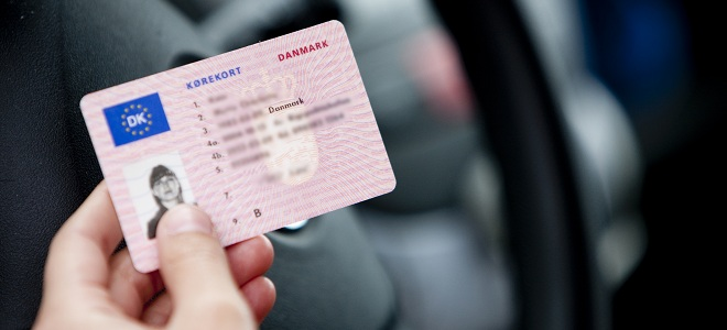 водійське посвідчененя